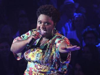 Ellen Oléria foi a primeira vencedora do The Voice Brasil - Foto: Alex Carvalho | TV Globo