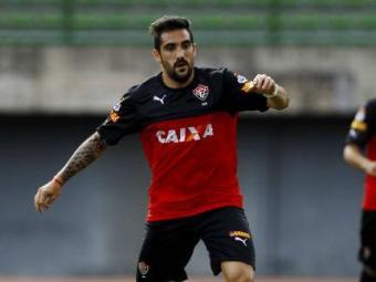 Jogador estava há três jogos afastado do time - Foto: Marco Aurélio Martins | Ag. A TARDE