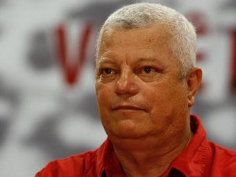 Everaldo Anunciação é presidente do PT - Foto: Raul Spinassé   Ag. A TARDE   30.11.13