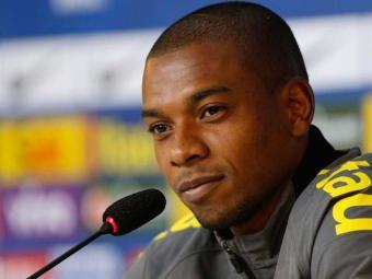 Fernandinho teve problemas para conseguir o visto de entrada no país - Foto: Agência Reuters