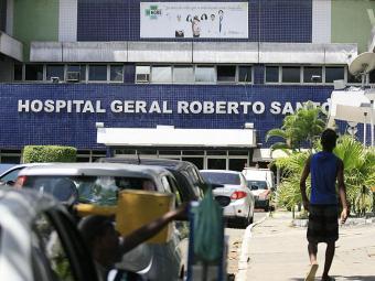Bahia tem 2,1 leitos por mil habitantes, abaixo da média nacional, 2,3 - Foto: Joá Souza   Ag. A TARDE