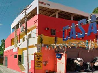 Criminosos roubaram dinheiro do hotel no Subúrbio - Foto: Reprodução | Google Maps