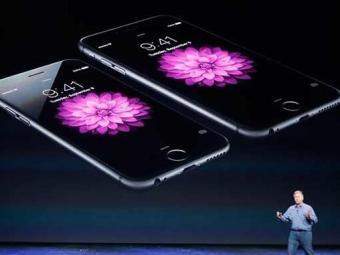 iPhones foram lançados em evento na tarde desta terça-feira, 9 - Foto: Stephen Lam | Agência Reuters