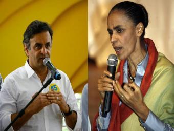 Os candidatos Aécio Neves (PSDB) e Marina Silva (PSB) são esperados para atividades na Bahia - Foto: Joá Souza | Ag. A TARDE Luiz Tito | Ag. A TARDE