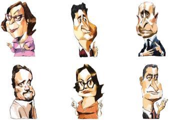 Candidatos cumprem agenda em Salvador e interior baiano - Foto: Cau Gomez | Editoria de Arte | A TARDE