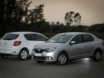 .Nova geração do Sandero e Logan ganham câmbio automátizado - Foto: Renault   Divulgação
