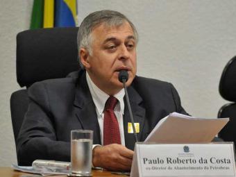 Paulo Roberto Costa foi à CPI da Petrobras e ficou calado - Foto: Antonio Cruz/Agência Brasil