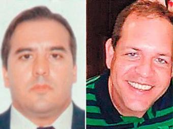 Advogado Ricardo Melo (esq) e o suspeito Paulinho Mega (dir) - Foto: Reprodução