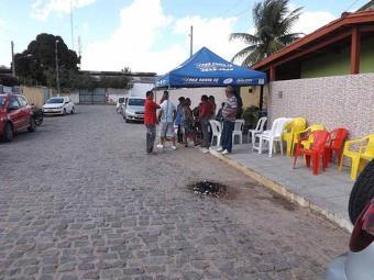 Criminosos invadiram casa durante velório de idosa - Foto: Reprodução   Jacuípe Notícias