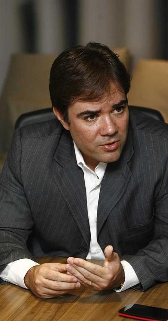 Adriano Moreno, sócio-fundador do Grupo FuturaInvest - Foto: Fernando Amorim   Ag. A TARDE