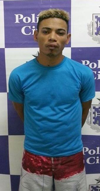 Edivan Lima é acusado de desferir 10 golpes de faca na ex - Foto: Divulgação | 12ª Coorpin