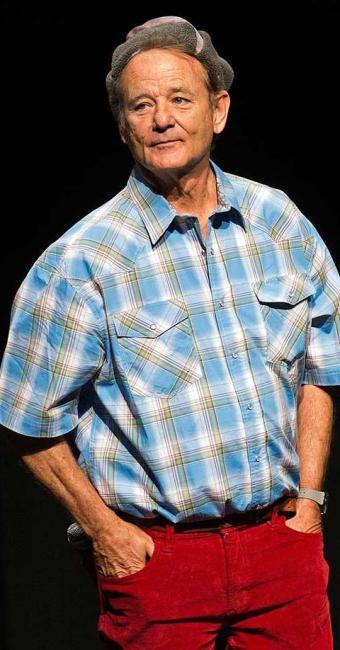 Bill Murray faz o rabugento protagonista do primeiro filme do diretor Ted Melfi - Foto: Mark Blinch   Agência Reuters
