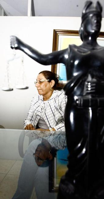 Denúncia foi feita à revista por Dalva Sele Paiva, ex-presidente da ONG Instituto Brasil - Foto: Lúcio Távora | Ag. A Tarde | 30.7.2010