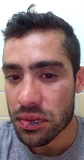 Ex-BBB está preso e deve ser encaminhado à Casa de Custódia da capital - Foto: Divulgação
