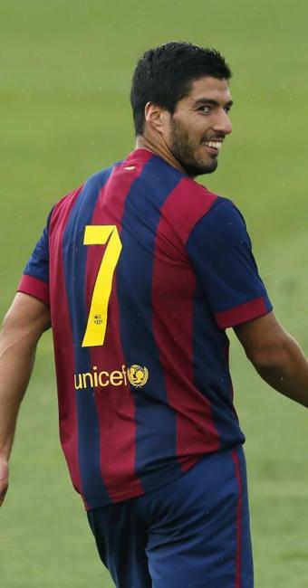 Atacante do Barcelona foi um dos 29 nomes pré-convocados pelo técnico - Foto: Albert Gea   Ag. Reuters