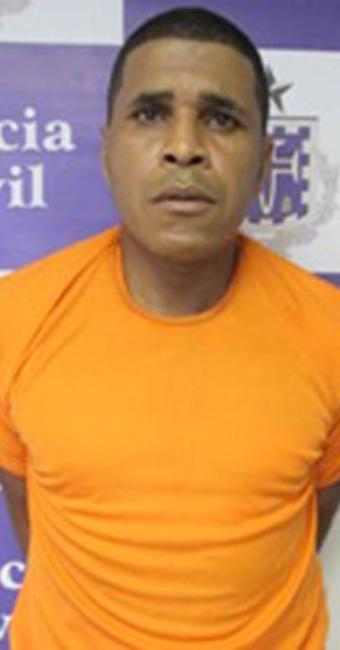 Paulo é acusado de assassinar a facadas a ex-companheira e o filho - Foto: Divulgação   Ascom Polícia Civil