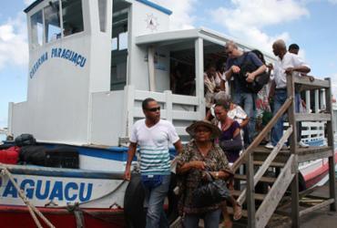 Lanchas da travessia para Mar Grande voltam a operar após suspensão