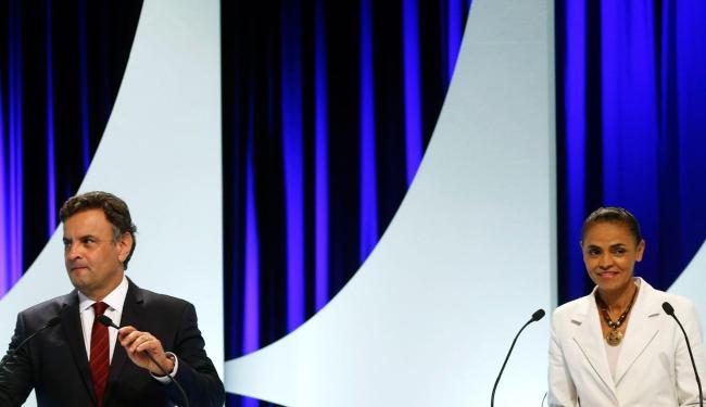 Tucano disse que regras do debate impediu embate dele com Marina - Foto: Agência Reuters