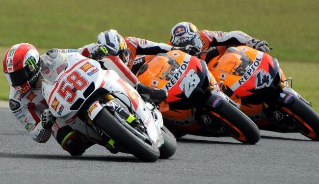 O piloto da Ducati registrou o tempo de 1min48s285 - Foto: Mandy Lamont | Ap Photo