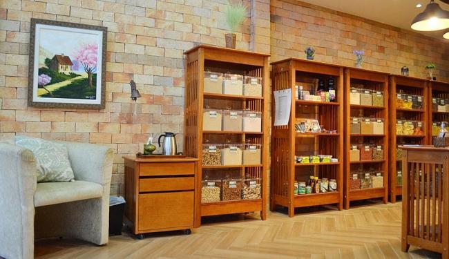 Armazém 7, nova casa de produtos naturais - Foto: Divulgação