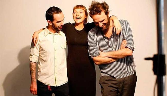 A Banda do Mar é formada por Marcelo Camelo, Mallu Magalhães e Fred Ferreira - Foto: Divulgação