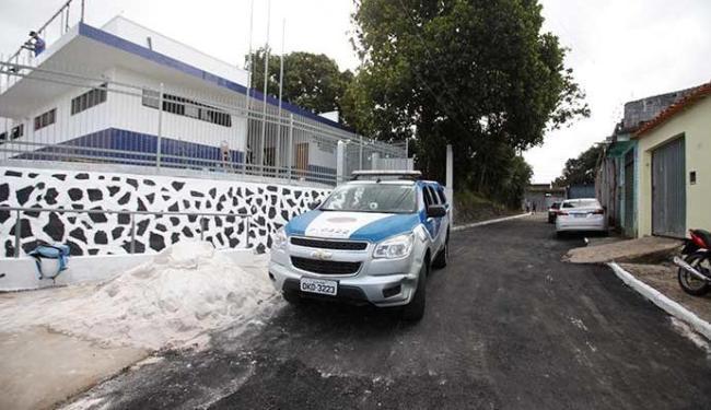 Base Comunitária de Águas Claras é a 10ª de Salvador - Foto: Edilson Lima   Ag. A TARDE