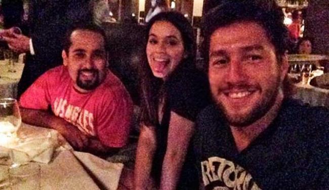 Bruna, Gatti e amigo se divertindo nos EUA - Foto: Instagram | Reprodução