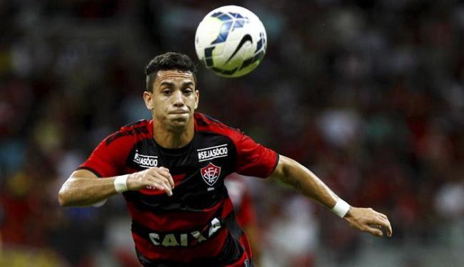 O atacante fez 18 jogos pelo Brasileirão, marcando cinco gols - Foto: Eduardo Martins | Ag. A TARDE