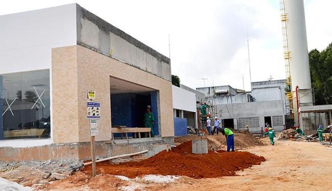 Paciente solicitou ajuda para conclusão das obras do centro oncológico - Foto: Divulgação