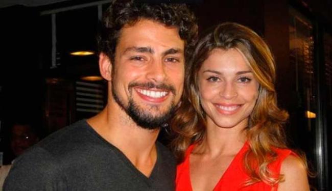 Cauã e Grazi voltaram a formar um casal - Foto: Divulgação
