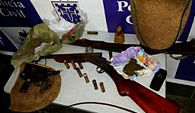 Polícia cumpria 13 mandatos de prisão - Foto: Ascom | Polícia Civil