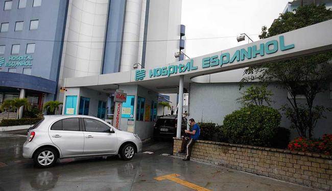 Fórum irá discutir situação dos sócios e funcionários do Hospital Espanhol - Foto: Edilson Lima   Ag. A TARDE