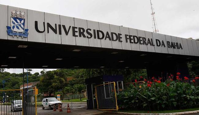 Incidente aconteceu dentro das dependências da universidade - Foto: Margarida Neide | Ag. A TARDE