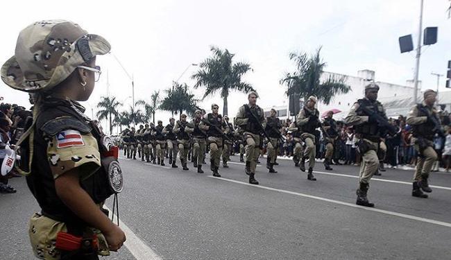 Desfile 7 de Setembro - Foto: Lúcio Távora | Ag. A TARDE