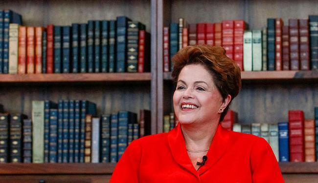 Presidente foi sabatinada por jornalistas do jornal O Globo - Foto: Ichiro Guerra | Divulgação