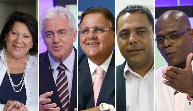 Os candidatos responderão perguntas de jornalistas e dos próprios adversários - Foto: Fotos: Ag. A TARDE