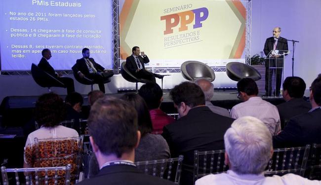 Evento reúne pesquisadores, investidores e representantes de consultorias e bancos - Foto: Joá Souza | Ag. A TARDE