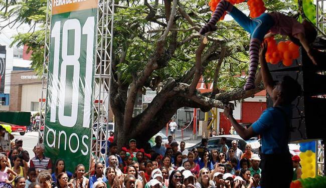 Alunos de escolas municipais apresentaram no Espaço Marcus Moraes - Foto: Luiz Tito   Ag. A TARDE