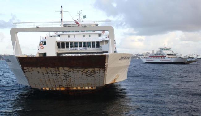 Novas embarcações passam por testes, segundo a Agerba - Foto: Lúcio Távora | Ag. A TARDE