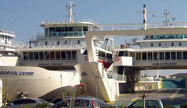 Embarcações Dorival Caymmi e Zumbi dos Palmares eram para iniciar operação há 15 dias - Foto: Divulgação | Seinfra