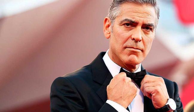 Filme de Clooney irá abordar o escândalo com escutas telefônicas envolvendo figuras da mídia - Foto: Alessandro Bianchi   Agência Reuters