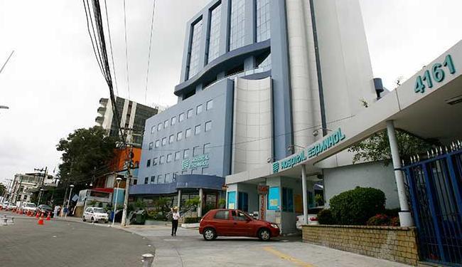 Hospital não recebia novos pacientes desde o dia 15 de agosto - Foto: Joá Souza  Ag. A TARDE