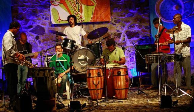 A JAM no MAM é reduto de músicos, centro de azaração e fenômeno de público único em Salvador - Foto: Margarida Neide   Ag. A TARDE
