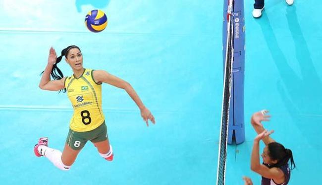 Jaqueline sonha em disputar o título que nunca conquistou - Foto: Agência Reuters