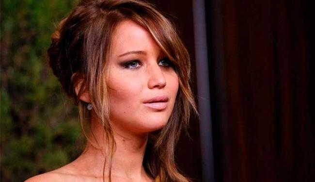 Jennifer Lawrence é uma das atrizes que teve fotos nuas vazadas - Foto: Divulgação