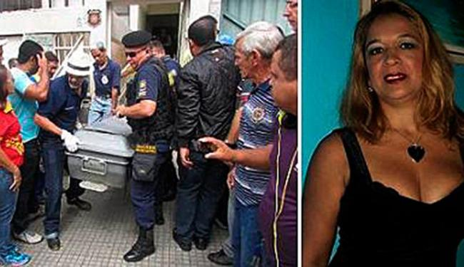 José Carlos invadiu a clínica e matou Elizabete Santos, que trabalhava como secretária - Foto: Foto   Jequié Repórter   Arquivo Pessoal