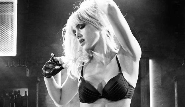 Jessica Alba em Sin City - Foto: Divulgação