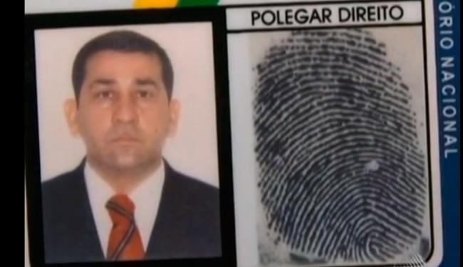 Motorista José Martinho Ferreira de Araújo trabalha para o senador Wellington Dias - Foto: Reprodução | TV Bahia