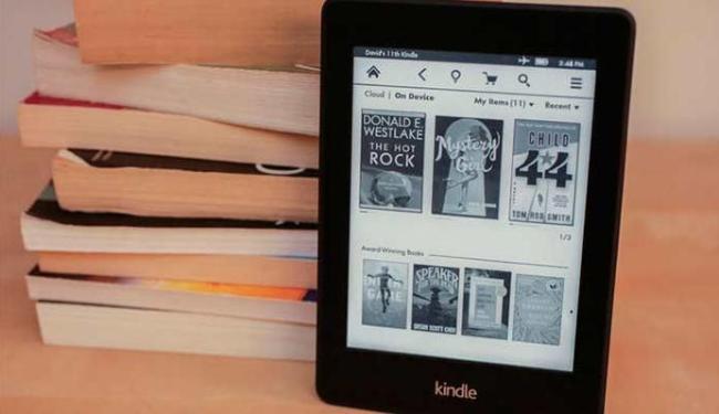 Kindle vai passar a ser vendido em grandes redes varejistas - Foto: Divulgação