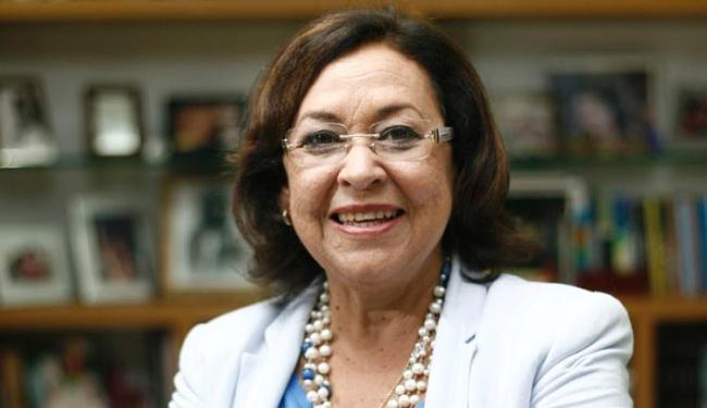 Lídice disse que pretende vincular a imagem de Marina a dela - Foto: Raul Spinassé | Ag. A TARDE